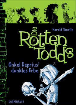 Die Rottentodds – Band 1 von Miller,  Carla, Tonollo,  Harald