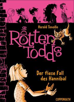 Die Rottentodds – Band 2 von Miller,  Carla, Tonollo,  Harald