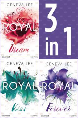 Die Royals-Saga 4-6: – Royal Dream / Royal Kiss / Royal Forever von Lee,  Geneva, Seydel,  Charlotte