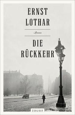 Die Rückkehr von Lothar,  Ernst, Rabinovici,  Doron