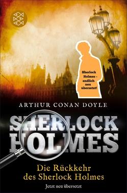 Die Rückkehr des Sherlock Holmes von Ahrens,  Henning, Doyle,  Arthur Conan