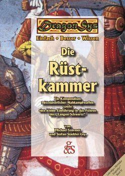 Die Rüstkammer von Grinda,  Klaus R, Städtler-Ley,  Stefan, Stoermer,  Michael