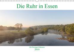 Die Ruhr in Essen (Wandkalender 2019 DIN A3 quer) von Hansel,  Lukas