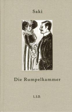 Die Rumpelkammer von Saki, Schmitz,  Werner, Sprick,  Claus