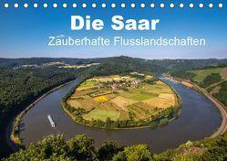 Die Saar – Zauberhafte Flusslandschaften (Tischkalender 2019 DIN A5 quer) von Guthörl,  Werner