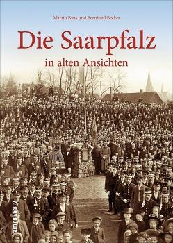Die Saarpfalz von Baus,  Martin, Becker,  Bernhard