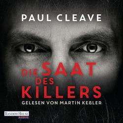 Die Saat des Killers von Cleave,  Paul, Keßler,  Martin, Kreutzer,  Anke