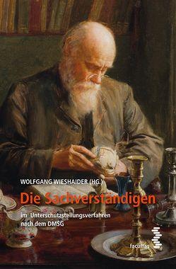 Die Sachverständigen von Wieshaider,  Wolfgang