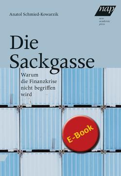 Die Sackgasse von Schmied-Kowarzik,  Anatol
