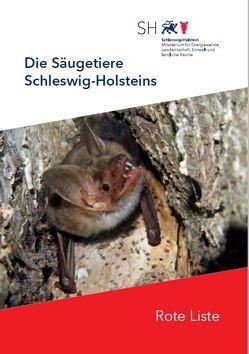 Die Säugetiere Schleswig-Holsteins – Rote Liste von Borkenhagen,  Peter