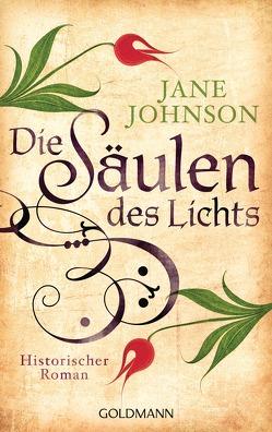 Die Säulen des Lichts von Hollanda,  Roberto de, Johnson,  Jane, pociao