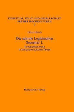 Die sakrale Legitimation Sesostris' I. von Hirsch,  Eileen