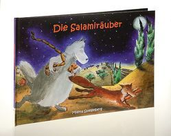 Die Salamiräuber von Balmer,  Belinda, Balmer,  Bettina, Spiegelberg Verlag, Spiegelberg,  Milena