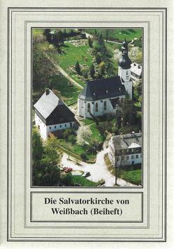 Die Salvatorkirche von Weissbach von Hummel,  Günter, Löwe,  Barbara, Reinhold,  Frank