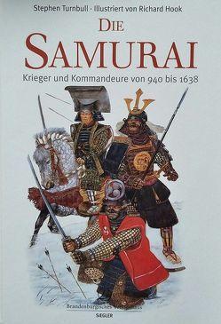 Die Samurai von Bryant,  Anthony J, McBride,  Angus