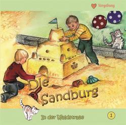 Die Sandburg von Fast,  Naemi, Hildebrant,  Nelly, Schulz,  Irina
