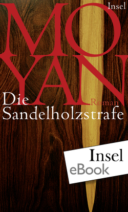 Die Sandelholzstrafe von Betz,  Karin, Yan,  Mo