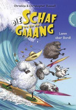 Die Schafgäääng 3: Lamm über Bord! von Plorin,  Eva, Russell,  Christine, Russell,  Christopher, Stimpson,  Colin