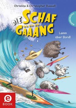 Die Schafgäääng 3: Lamm über Bord! von Russell,  Christine, Russell,  Christopher, Stimpson,  Colin