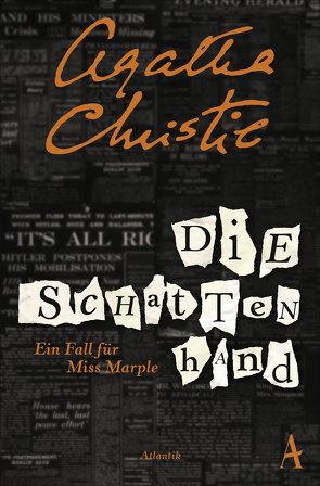 Die Schattenhand von Christie,  Agatha, Roth,  Sabine