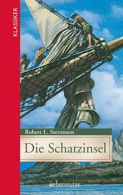 Die Schatzinsel von Stevenson,  Robert L