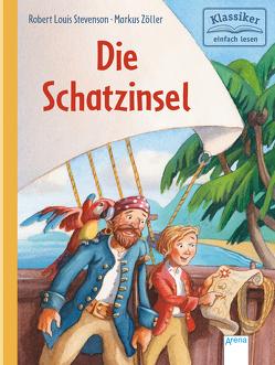 Die Schatzinsel von Bintig,  Ilse, Stevenson,  Robert Louis, Zöller,  Markus