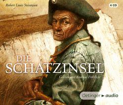 Die Schatzinsel (NA) (4 CD) von Fröhlich,  Andreas, Pflug,  Jan-Peter, Stevenson,  Robert