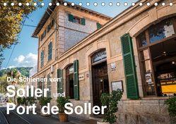 Die Schienen von Soller und Port de Soller (Tischkalender 2019 DIN A5 quer) von Sulima,  Dirk