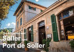 Die Schienen von Soller und Port de Soller (Wandkalender 2018 DIN A3 quer) von Sulima,  Dirk