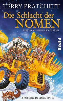 Die Schlacht der Nomen von Brandhorst,  Andreas, Pratchett,  Terry