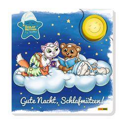 Die Schlafmützen: Gute Nacht, Schlafmützen! von Lauer,  Meik, Wöhrmann,  Ruth