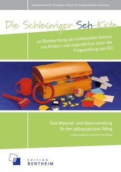Die Schleswiger Seh-Kiste zur Beobachtung des funktionalen Sehens von Kindern und Jugendlichen unter der Fragestellung von CVI von Mundhenk,  Susanne