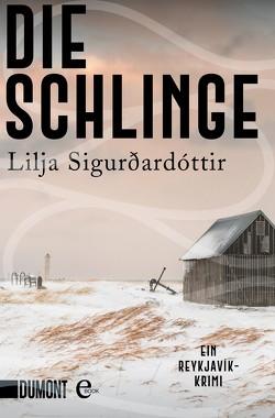 Die Schlinge von Flecken,  Tina, Sigurdardóttir,  Lilja