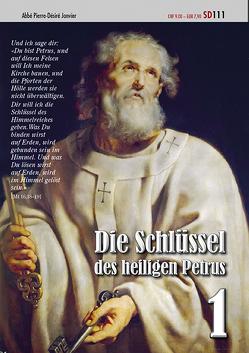 Die Schlüssel des heiligen Petrus von Janvier,  Pierre-Désiré