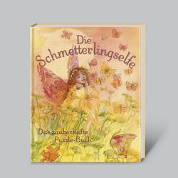 Die Schmetterlingselfe (das zauberhafte Puzzlebuch) von Jackson,  Jake