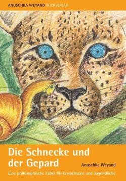 Die Schnecke und der Gepard von Gulde (Weyand),  Anuschka
