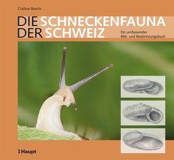 Die Schneckenfauna der Schweiz von Boschi,  Cristina, Kappeler,  Markus, Tanner,  Karl Martin