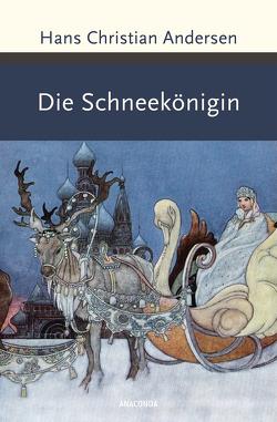 Die Schneekönigin von Andersen,  Hans Christian, Mann,  Mathilde