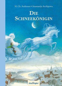 Die Schneekönigin von Andersen,  Hans Christian, Archipowa,  Anastassija