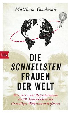Die schnellsten Frauen der Welt von Carstens,  Almuth, Goodman,  Matthew, Mengden,  Leon