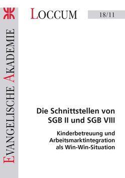 Die Schnittstellen von SGB II und SGB VIII von Lange,  Joachim