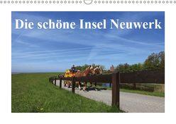 Die schöne Insel Neuwerk (Wandkalender 2019 DIN A3 quer) von S. + J. Schröder,  AWS, Schroeder,  Susanne, Werbeagentur