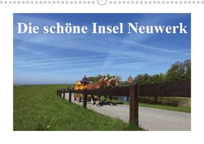 Die schöne Insel Neuwerk (Wandkalender 2021 DIN A3 quer) von S. + J. Schröder,  AWS, Schroeder,  Susanne, Werbeagentur