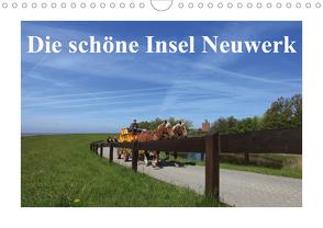 Die schöne Insel Neuwerk (Wandkalender 2021 DIN A4 quer) von S. + J. Schröder,  AWS, Schroeder,  Susanne, Werbeagentur