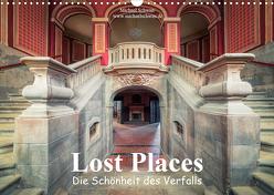 Die Schönheit des Verfalls – Lost Places (Wandkalender 2020 DIN A3 quer) von Schwan,  Michael
