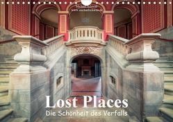 Die Schönheit des Verfalls – Lost Places (Wandkalender 2020 DIN A4 quer) von Schwan,  Michael