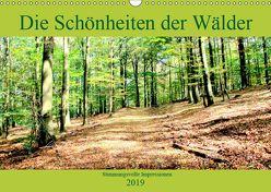 Die Schönheiten der Wälder – Stimmungsvolle Impressionen (Wandkalender 2019 DIN A3 quer) von Klatt,  Arno