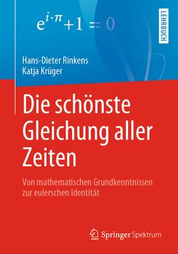 Die schönste Gleichung aller Zeiten von Krüger,  Katja, Rinkens,  Hans - Dieter
