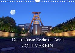 Die schönste Zeche der Welt Zollverein (Wandkalender 2019 DIN A4 quer) von Joecks,  Armin