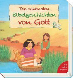 Die schönsten Bibelgeschichten von Gott von Abeln,  Reinhard, Krömer,  Astrid